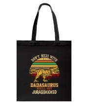 Wild Animal - Dadasaurus Tote Bag thumbnail