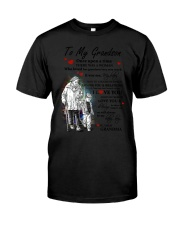 Family Grandson Once Upon Classic T-Shirt thumbnail