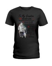 Family Grandson Once Upon Ladies T-Shirt thumbnail