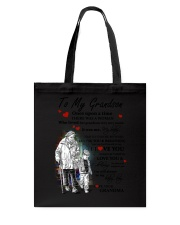 Family Grandson Once Upon Tote Bag thumbnail