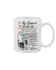 Family Grandson Once Upon Mug front