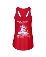 Unicorn go normal Ladies Flowy Tank thumbnail