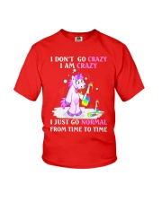 Unicorn go normal Youth T-Shirt thumbnail