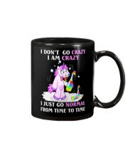 Unicorn go normal Mug thumbnail