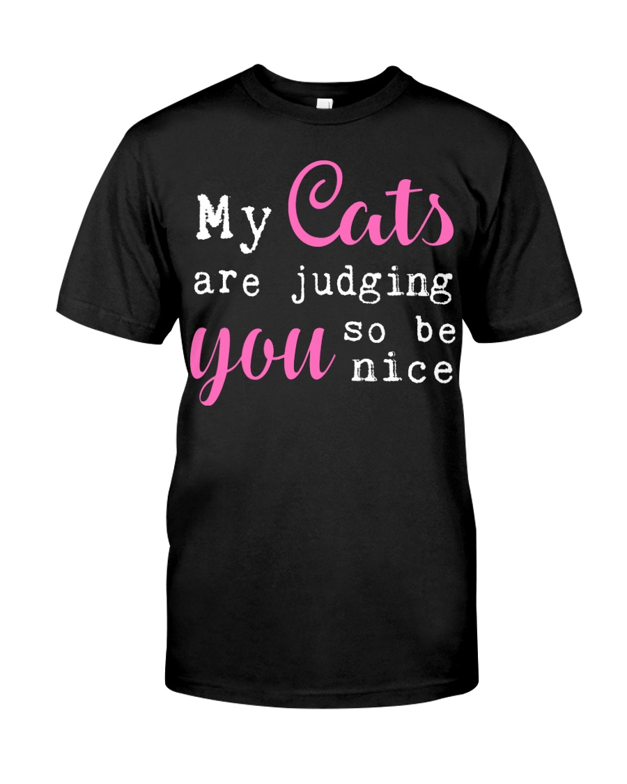 Cats And You Classic T-Shirt