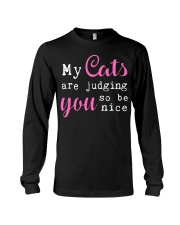 Cats And You Long Sleeve Tee thumbnail