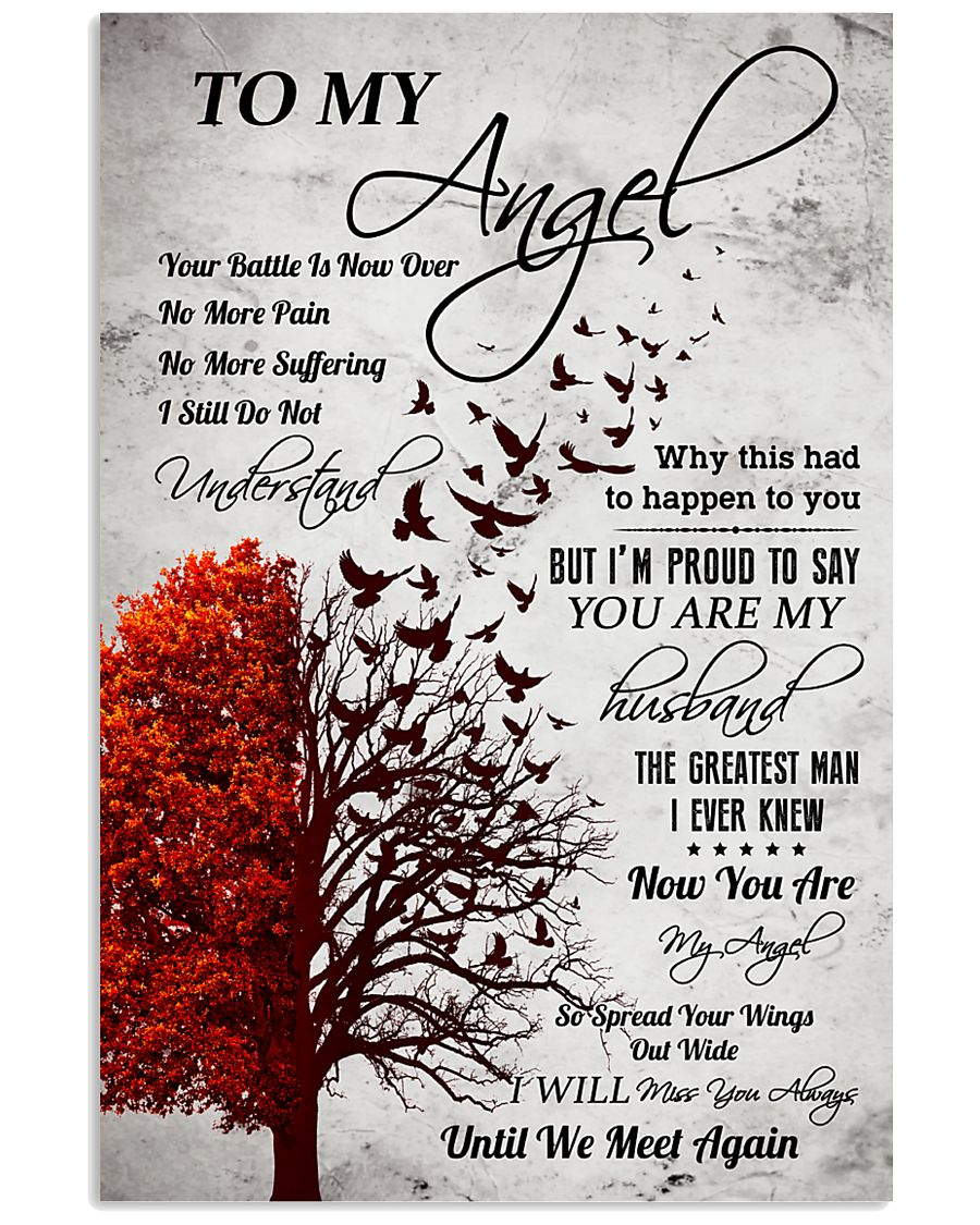 Family To My Angel 11x17 Poster