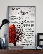 Family To My Angel 11x17 Poster lifestyle-poster-2