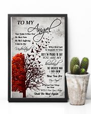 Family To My Angel 11x17 Poster lifestyle-poster-8