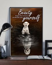 Labradoodle To Be Yourself 11x17 Poster lifestyle-poster-2