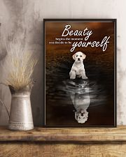 Labradoodle To Be Yourself 11x17 Poster lifestyle-poster-3