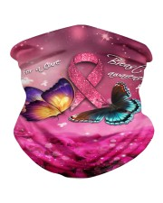 Butterfly Breast Cancer T828 Neck Gaiter thumbnail