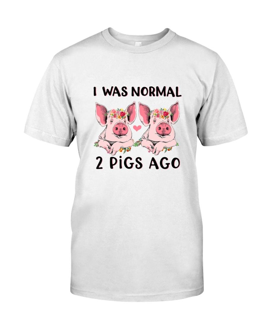 Farm - Pig Normal Classic T-Shirt