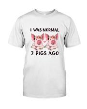 Farm - Pig Normal Classic T-Shirt front