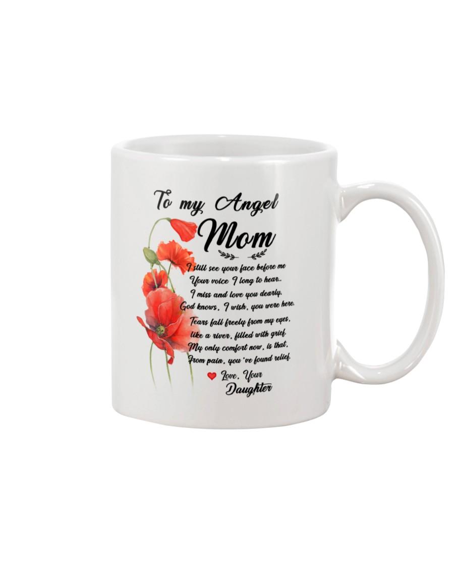 Family My Angle  Mom Mug