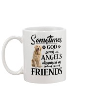 Golden Retriever - good friend Mug back