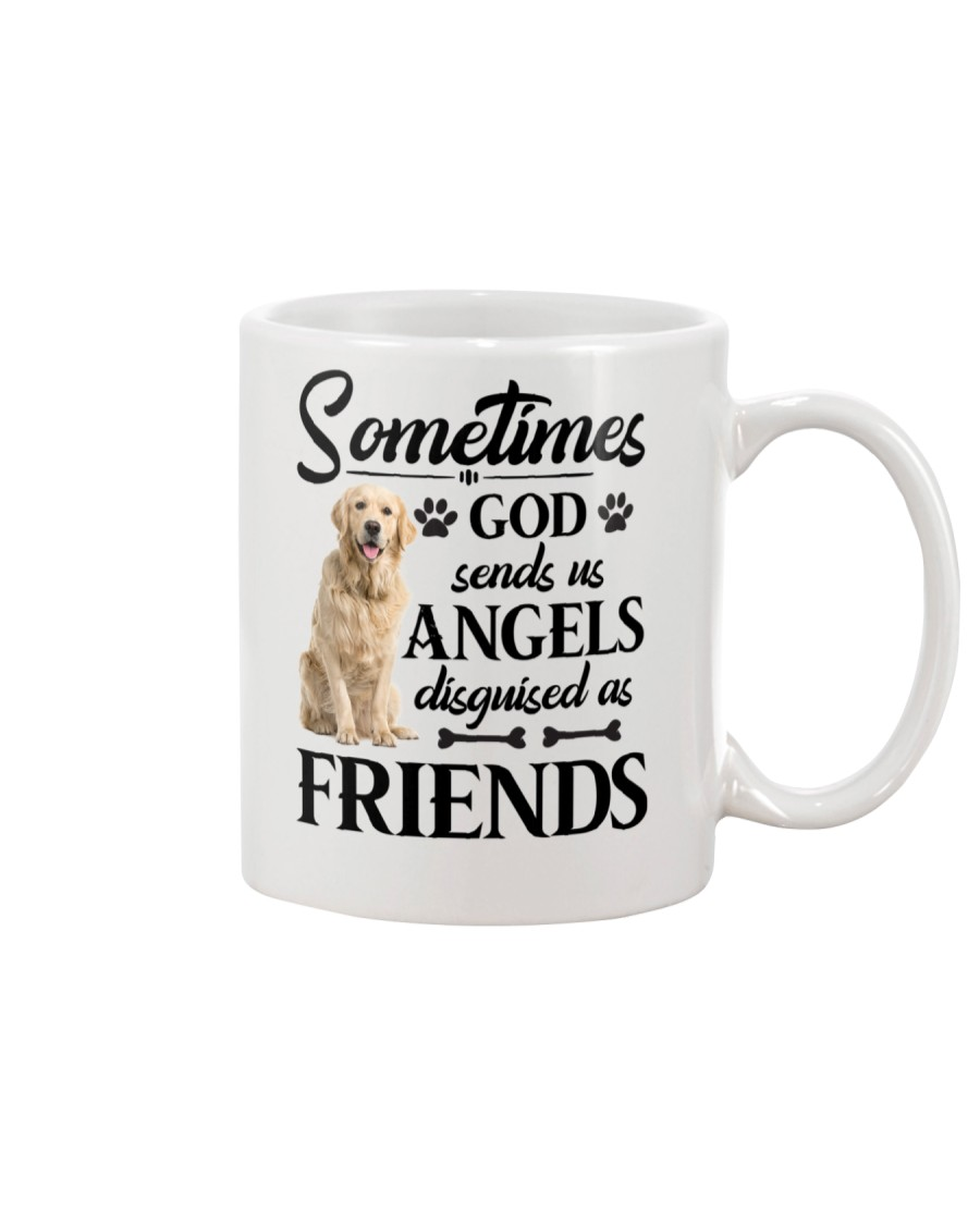 Golden Retriever - good friend Mug