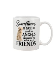 Golden Retriever - good friend Mug front