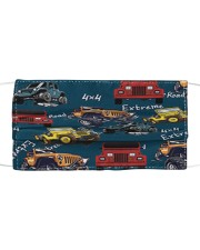 Jeeps Car G82428 Cloth face mask front