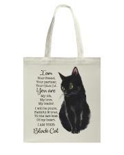 I Am Your Black Cat G5930 Tote Bag tile