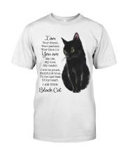 I Am Your Black Cat G5930 Classic T-Shirt tile
