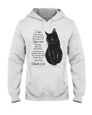 I Am Your Black Cat G5930 Hooded Sweatshirt front
