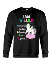 Unicorn - Weird Crewneck Sweatshirt thumbnail