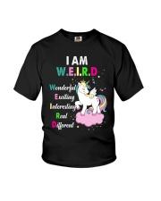 Unicorn - Weird Youth T-Shirt front