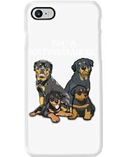 Rottweiler Camp Mau White Phone Case thumbnail