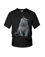 British Shorthair Patronus Youth T-Shirt thumbnail