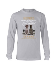 German Shorthaired Pointer Heroes Long Sleeve Tee thumbnail