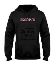 Book Mark Hooded Sweatshirt thumbnail