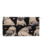 Pug G82421 Cloth face mask front