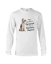 Sponsored By Australian Shepherd  Long Sleeve Tee thumbnail