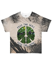 Hiking The Soul T5TS All-over T-Shirt front