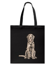 NYX - Golden Retriever Bling - 0903 Tote Bag thumbnail