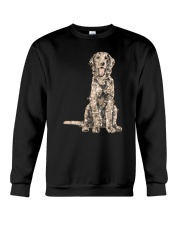 NYX - Golden Retriever Bling - 0903 Crewneck Sweatshirt thumbnail