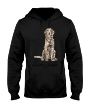 NYX - Golden Retriever Bling - 0903 Hooded Sweatshirt thumbnail
