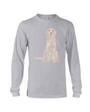 NYX - Golden Retriever Bling - 0903 Long Sleeve Tee thumbnail