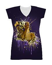 Louisiana Tiger T5TS All-over Dress thumbnail