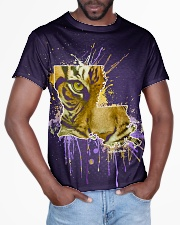 Louisiana Tiger T5TS All-over T-Shirt aos-all-over-T-shirt-lifestyle-front-03