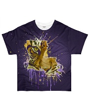 Louisiana Tiger T5TS All-over T-Shirt front
