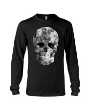 Poodle Skull Long Sleeve Tee thumbnail