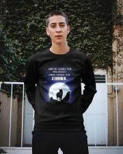 Wolf Be Stronger Crewneck Sweatshirt apparel-crewneck-sweatshirt-lifestyle-01