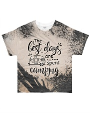 The Best Days T5TS All-over T-Shirt front