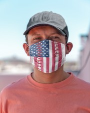 Baseball USA Flag T825 Cloth face mask aos-face-mask-lifestyle-06