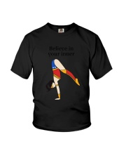 Yoga - Believe in your inner Youth T-Shirt thumbnail