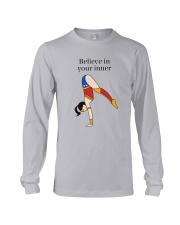 Yoga - Believe in your inner Long Sleeve Tee thumbnail