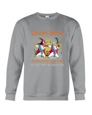Unicorn Besties Crewneck Sweatshirt tile