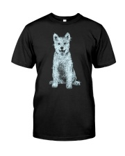 NYX - Akita Bling - 1303 Classic T-Shirt front